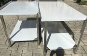 Изготовление оборудование: столы,  мойки,  стеллажи для профессиональной